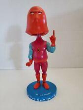 Rare Adult Swim Harvey Birdman The Eliminator Bubblehead Figure Preowned