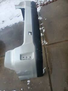 2010-2014 Fits Subaru Outback Rear Bumper New White