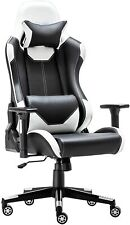 Ergonomic Gaming Chair Leather Office Chair Recliner High Back Computer Chair