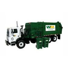 First Gear Garbage Truck 1/34 Scale Mack Heil Waste Management Side-Loader