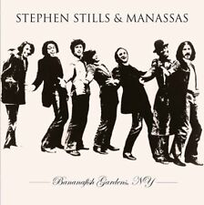 Stephen Stills & Manassas - Bananafish Gardens, NY (2016)  CD  NEW  SPEEDYPOST