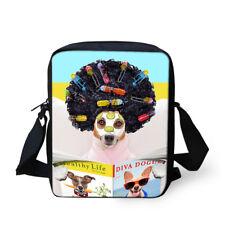 Funny Animal Shoulder Bag Small Messenger Cross Body Phone Wallet Sling Bag