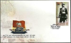 2013 120th Ror Sor 112 Crisis, The Feat of Protecting Thailand's Sovereignty FDC