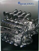 2004 Chevy GM Indy 500 NASCAR NHRA Drag SCCA Racing Performance Media Kit
