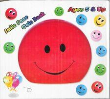 SMILE FACE COIN BANK (red)