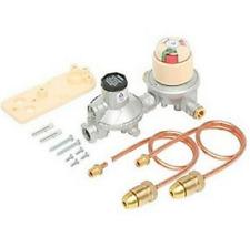 Bromic 6060545 Regulator LPG Dual Cylinder Installation Kit