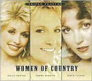 WOMEN OF COUNTRY: TRIPLE FEATURE / VARIOUS (CD) sealed