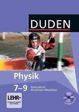 Lehrbuch Physik 7 - 9 mit CD-ROM von Steffen Heyroth, Detlef Hoche, Lothar Meyer, Petra Hüther und Josef Küblbeck (2009, Gebundene Ausgabe)