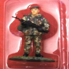 Soldatino di piombo Royal Marine Commando UK inglese De Agostini Del Prado open