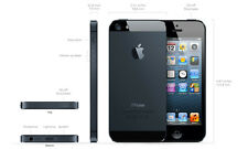 3x5 Apple iPhone 5 Black Fabric Poster Banner Prints for Windows or Wall
