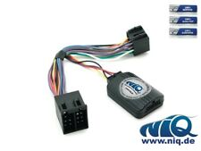 Kenwood Lenkrad Fernbedienung Adapter OPEL Caw-op7060