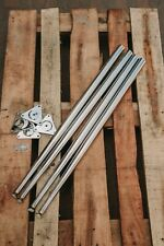 Wurlitzer 200a Legs and Plates - set of four Made by Vintage Gear 200 200a 206