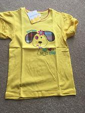 New Girls T-Shirt/Tee Size 5