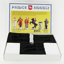 Prince August Hobby Casting Crusades Lionheart Chess Sets moulds molds PA711