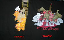 South Park Chef Burning Up and Dying r.i.p. T-Shirt