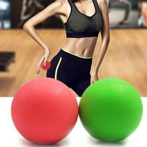 Ball Injury Muscle Foot Release Trigger Point Yoga Portable Lacrosse NEW M8U7 AU