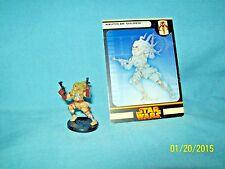 WotC Star Wars Miniatures Nautolan Soldier, RotS 49/60, Fringe, Common