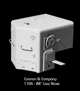 "Cannon & Company HO LN-1104 88"" EMD Low Short Hood  MODELRRSUPPLY   $5 Coupon"