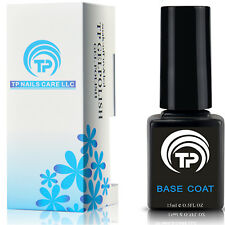 Gel Base Coat . Premium TP Gel Base Coat soak off gel 15 ml