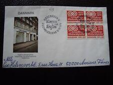 DANEMARK - enveloppe 12/10/1978 (B10) denmark