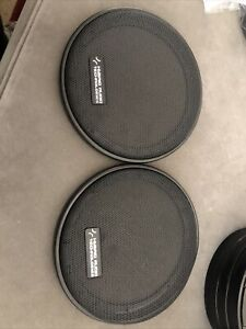 "Hybrid Audio Technologies 6.75"" Metal Mesh Speaker Grills (New)"