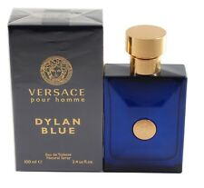 Versace Pour Homme Dylan Blue 3.4oz/100ml Edt Spray for Men New In Box