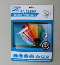 3X ULTRA CLEAR SCREEN PROTECTORS FOR SAMSUNG S 10.5 ,LASER ANTI SCRATCH