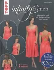Hoofs: Infinity Fashion, selbstgenähte Mode Handbuch/Schnittmuster/Nähen/Topp