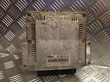 #193_Renault  Opel Engine Control Module Unit ECU 8200243785 HOM820091428