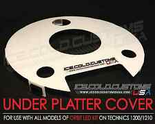 ICE COLD CUSTOMS USA / UNDER PLATTER COVER (UPC) CHOOSE WHITE OR CLEAR