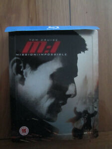 Mission Impossible: Paramount Centenary Edition [Blu-Ray] steelbook