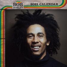 Bob Marley 2021 Calendar 30cm x 30cm *OFFICIAL PRODUCT, NEW & SEALED*
