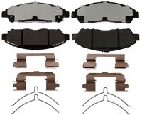 Disc Brake Pad Set-Ceramic Disc Brake Pad Front ACDelco Advantage 14D1896CH