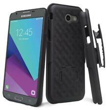 Samsung Galaxy J3 Luna Pro (2017) Slim Slide Hard Shell Belt Clip Holster Case