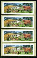 SERIE LISA 57eme SALON DE L'AGRICULTURE PARIS 2020 NEUFS **