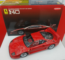 1:12 Kyosho Ferrari F40 Die Cast Model Rosso Corsa From Japan