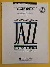 Silver Bells, Jay Livingston, arr. John Berry, Big Band Arrangement