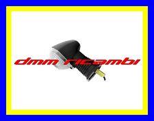 Freccia SUZUKI V-STROM 650 1000 posteriore sinistra trasparente bianca VSTROM DX