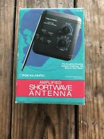 Radio Shack Amplified Shortwave Antenna Catalog #20-280 Vintage
