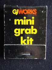 GJWORKS MINI GRAB KIT MATCHBOOK