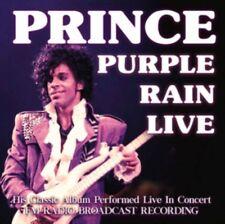 Prince - Purple Rain Live NEW CD
