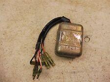 1977 yamaha IT175 enduro Y573~ cdi ecu brain ignition box