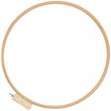 Darice Wood Quilt Hoop 18-in 3/4-in Depth 3980