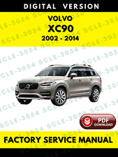 Repair Manuals Literature For Volvo Xc90 For Sale Ebay