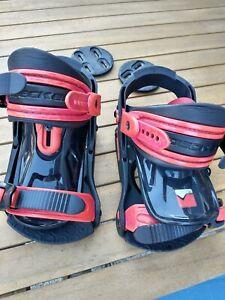 Nidecker S460 . . Size L . .  snowboard bindings