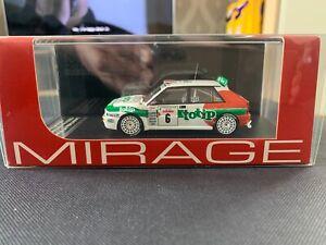 1/43 HPI Lancia Delta Integrale Aghini 1993 - Tour de Corse
