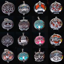 Ароматерапия эфирные масла диффузор духи медальон кулон для подвеска ожерелье Ca