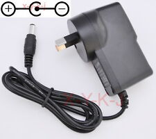9V 1A 1000mA Switching Power Supply adapter Reverse Polarity Negative Inside AU