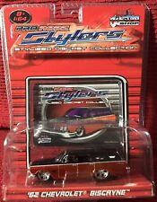 Maisto Custom Shop Pro Rodz Stylers ~ '62 Chevy Biscayne ~ 1/64 Diecast ~ NEW
