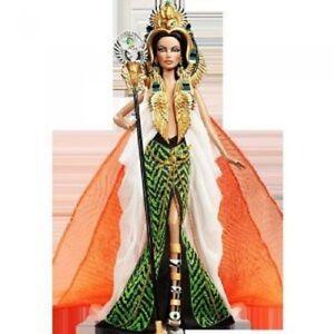 Barbie Cleopatra Doll Gold Label Only 5,400 Worldwide 2010 BNIB